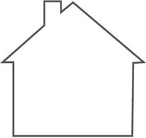 Řešení pro větší bytový dům